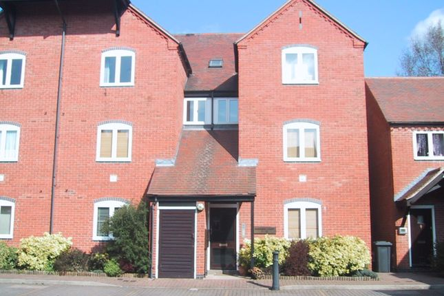 Thumbnail Flat to rent in Prossers Walk, Coleshill