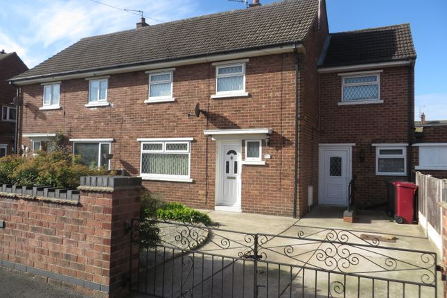3 bed semi-detached house to rent in Atkinson Avenue, Brigg DN20