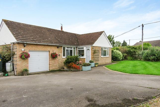 Thumbnail Bungalow for sale in College Arms Close, Stour Row, Shaftesbury