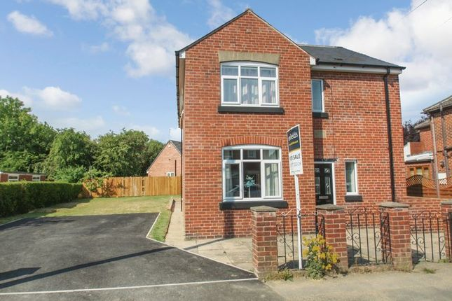 Thumbnail Detached house to rent in The Grove, South Elmsall, Pontefract