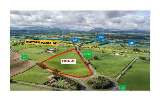 Thumbnail Commercial property for sale in Bowscar, Penrith