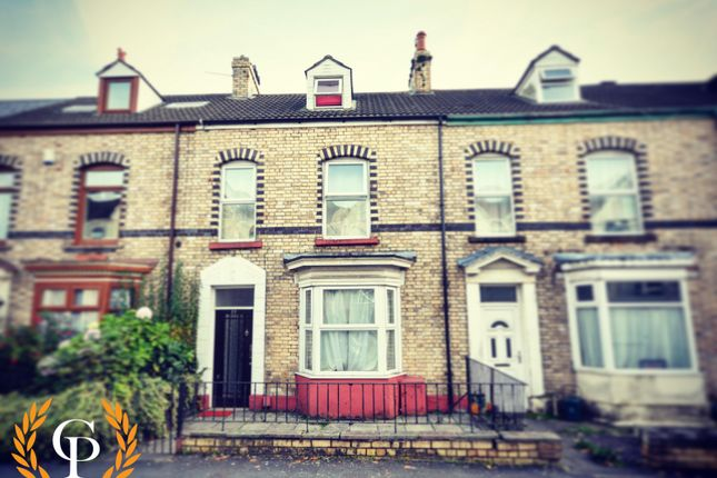 Thumbnail Property to rent in King Edwards Road, Swansea