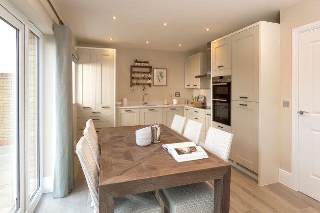 Thumbnail Detached house for sale in Plot 177 - The Windsor+, Leckhampton Lane, Gloucestershire