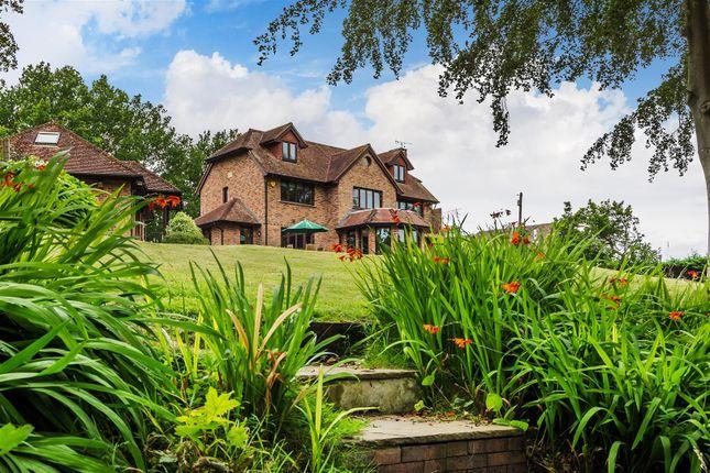 Thumbnail Detached house for sale in Harborough Drive, West Chiltington, Pulborough