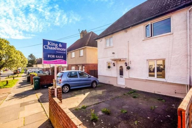 Thumbnail End terrace house for sale in Gladstone Road, Brighton, East Sussex, .