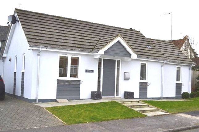Thumbnail Bungalow to rent in Bowlers Mead, Buntingford
