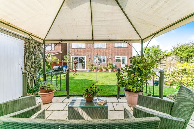 Detached house for sale in Snowcroft, Capel St. Mary, Ipswich