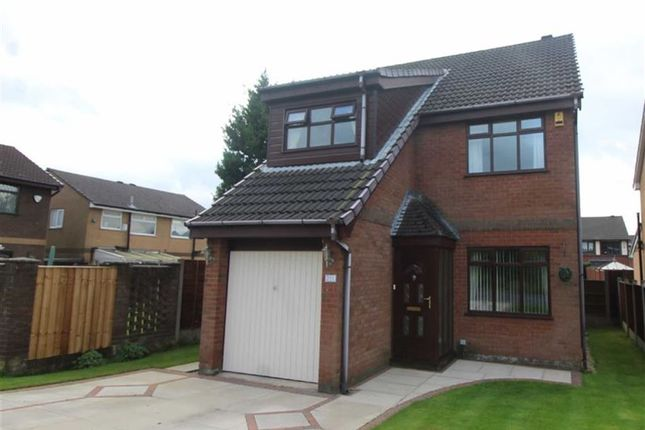 Thumbnail Detached house for sale in Alder Lane, Hindley Green, Wigan