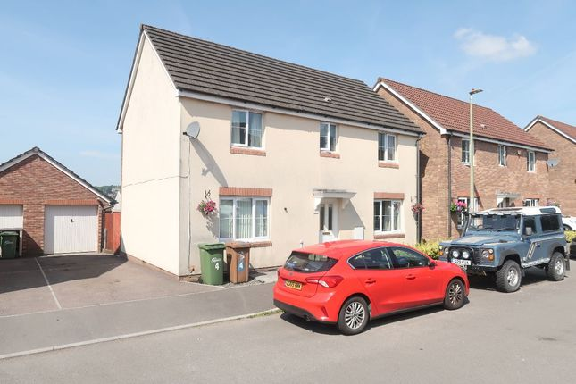 4 bed detached house to rent in Marsh Court, Aberbargoed, Bargoed CF81