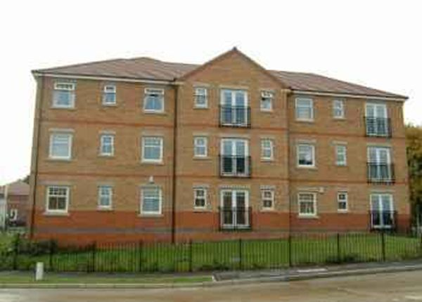 Thumbnail Flat to rent in Conisborough Way, Hemsworth, Pontefract, West Yorkshire