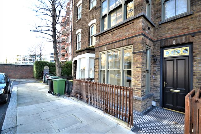 Thumbnail Terraced house to rent in Belmont Street, London