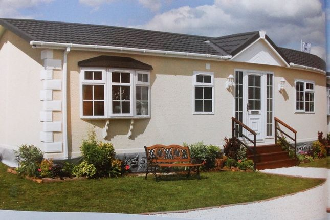 Thumbnail Detached bungalow for sale in Wyldecrest Westover Park, West Street, Whitland, Carmarthenshire.