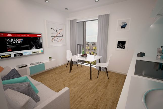 Thumbnail Flat for sale in Eyre Street, Sheffield