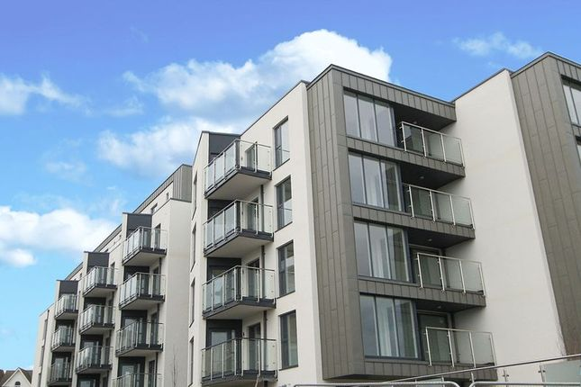 Thumbnail Flat to rent in Beacon Road, Bournemouth