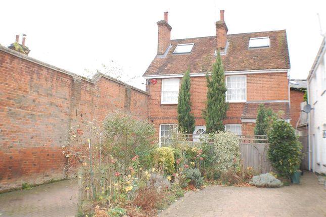 Thumbnail Semi-detached house for sale in Mill Lane, Welwyn