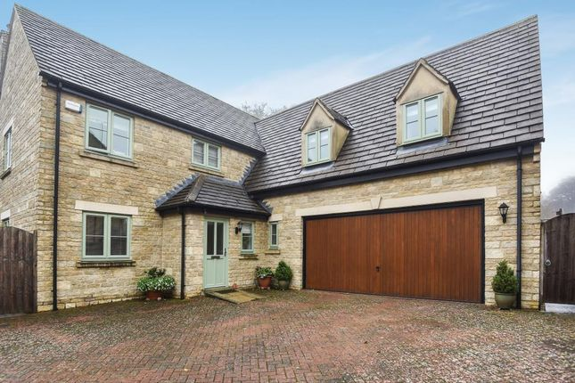 Thumbnail Detached house for sale in Foxfield Court, Chipping Norton