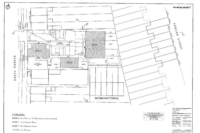 Thumbnail Land for sale in South Parade, Grantham