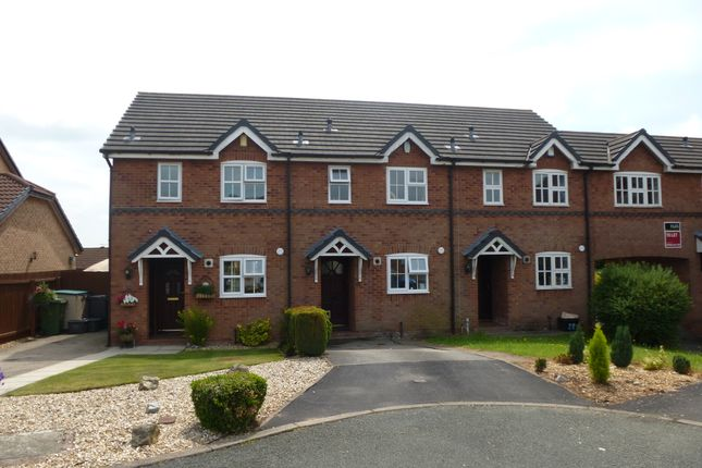 Thumbnail Mews house to rent in Blackmore Grove, Whitchurch, Shropshire