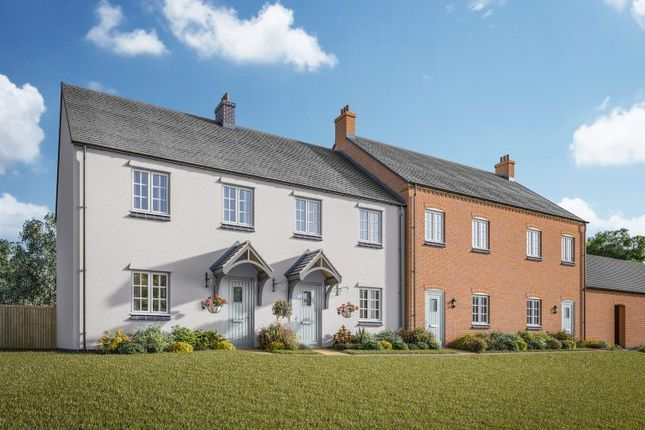 Thumbnail Semi-detached house for sale in Normanton Road, Packington