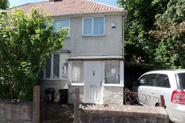 Thumbnail Semi-detached house to rent in Kingsway, Hayes