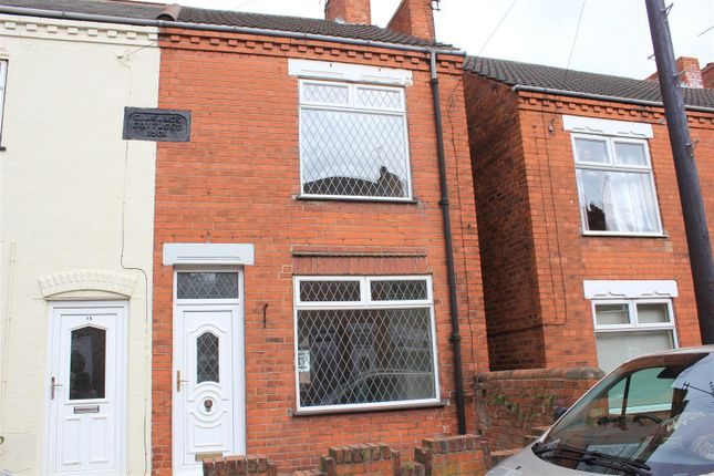 2 bed end terrace house to rent in Coronation Street, Whitwell, Worksop S80