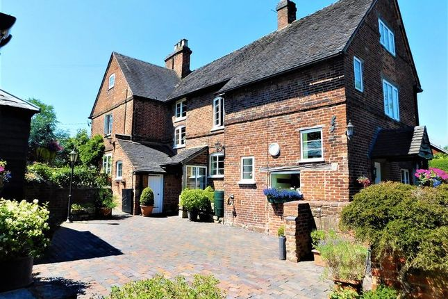Thumbnail Detached house for sale in Congreve House, Walton On The Hill, Stafford.