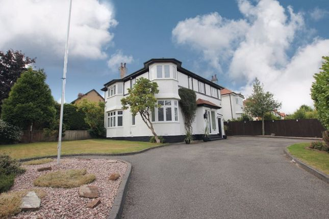 Thumbnail Detached house for sale in Column Road, West Kirby, Wirral