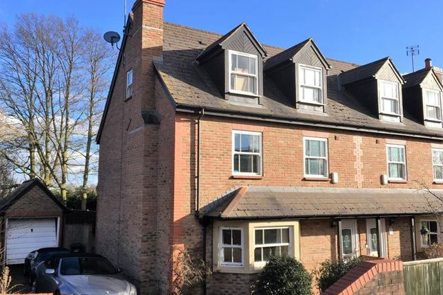 Thumbnail Semi-detached house for sale in Staplegrove Road, Taunton, Somerset