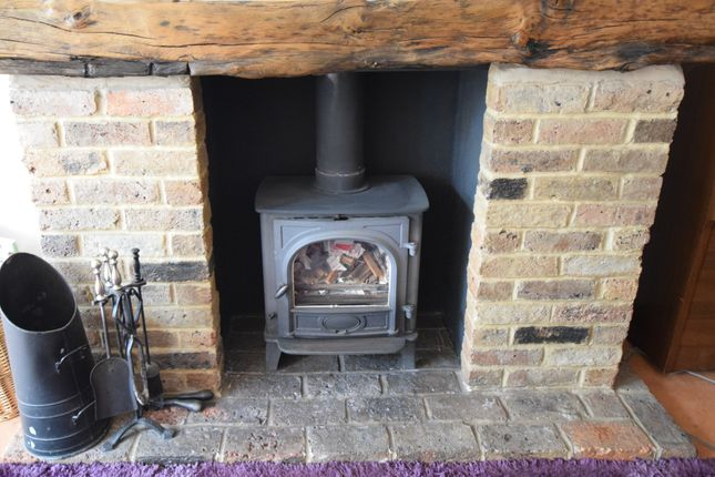 Fireplace of Bay Avenue, Pevensey Bay BN24