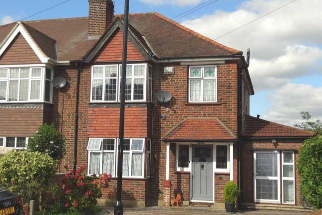 Thumbnail Semi-detached house for sale in Alderney Avenue, Hounslow