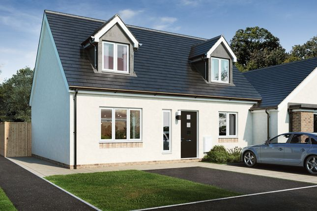 """Thumbnail Semi-detached house for sale in """"The Clyde"""" at Naughton Road, Wormit, Newport-On-Tay"""