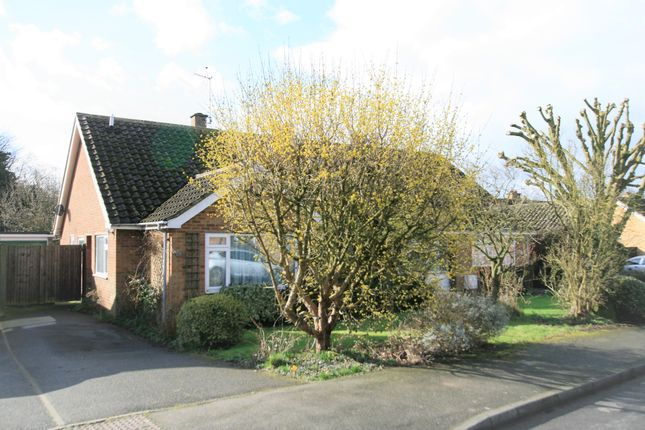 Semi-detached bungalow for sale in Prospect Way, Brabourne Lees, Ashford