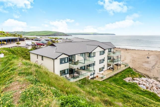 Thumbnail Flat for sale in Marine Drive, Bigbury, Devon