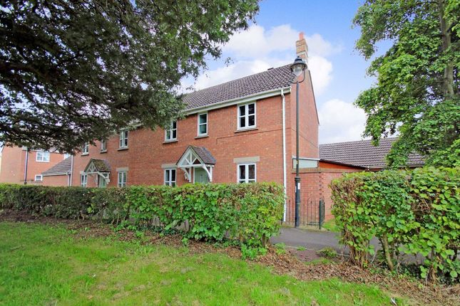Thumbnail Semi-detached house to rent in Shire Way, Leigh Park, Westbury, Wiltshire