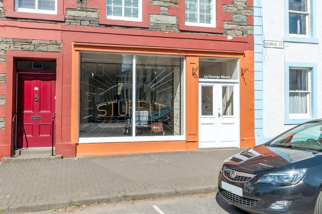 Studio for sale in George Street, Whithorn DG8