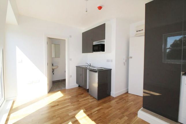 Studio to rent in Mile End Road, London E3