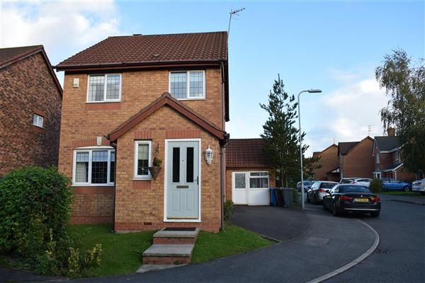 Thumbnail Detached house for sale in Alberta Grove, Prescot, Liverpool