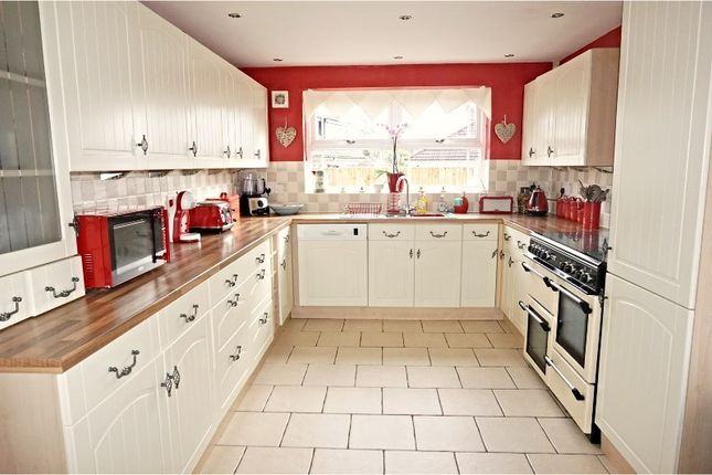 Thumbnail Detached house for sale in Salem Road, Winterbourne