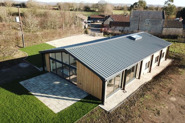 Thumbnail Barn conversion for sale in Crickham, Wedmore