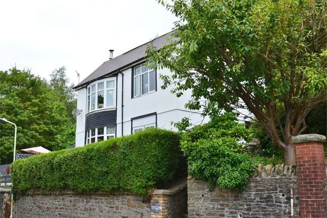 Thumbnail Detached house for sale in Brynteg, Treharris