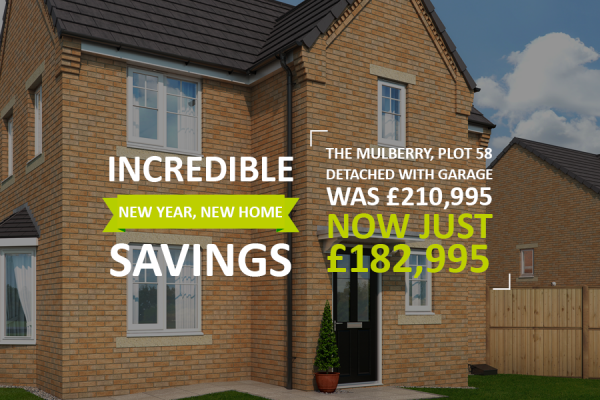 """Thumbnail Property for sale in """"The Mulberry At Sheraton Park"""" at Main Road, Dinnington, Newcastle Upon Tyne"""
