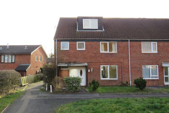 End terrace house in  Greystone Close  Church Hill South  Redditch  Birmingham