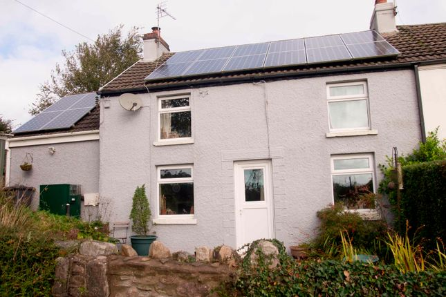 Thumbnail Cottage for sale in Cae Mansel Lane, Three Crosses