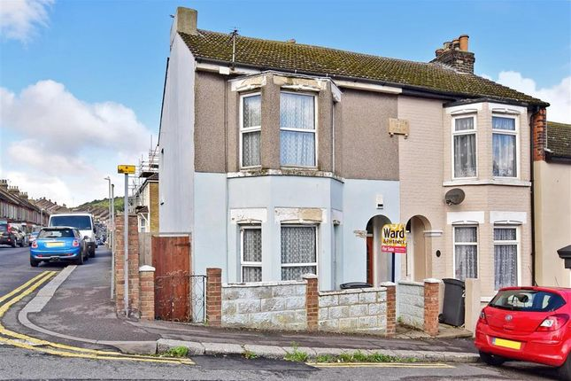 2 bed end terrace house for sale in Belgrave Road, Dover, Kent