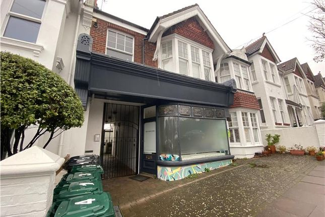 Thumbnail Retail premises for sale in Lowther Road, Brighton, East Sussex