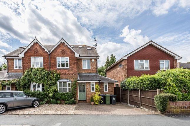 4 bed semi-detached house for sale in Alexandra Road, Englefield Green, Egham