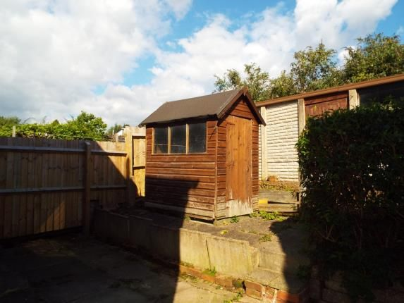 Garden of Denham Avenue, Allesley Park, Coventry, West Midlands CV5
