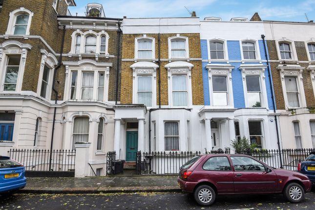 Thumbnail Terraced house for sale in St Lukes Road, Portobello, London
