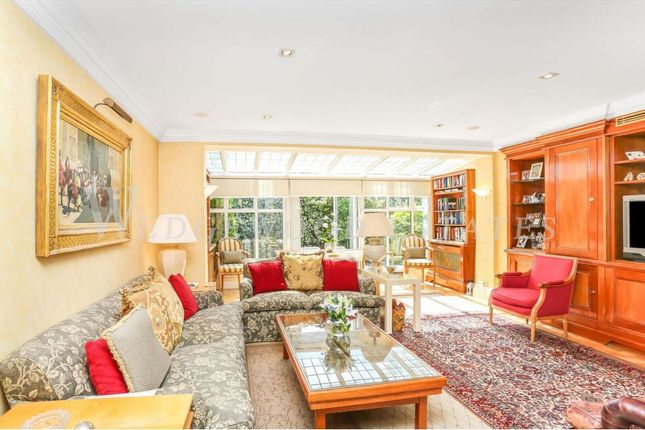 Thumbnail Terraced house for sale in St Mary Abbots Terrace, Kensington, London