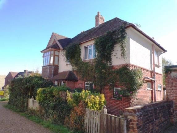 Thumbnail Detached house for sale in Shrubbs Hill Gardens, Lyndhurst